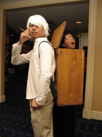 Adashino from Mushishi