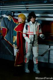 Banagher Links from Mobile Suit Gundam Unicorn worn by Jetspectacular