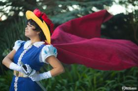 Princess Sapphire from Princess Knight! Princess Knight!