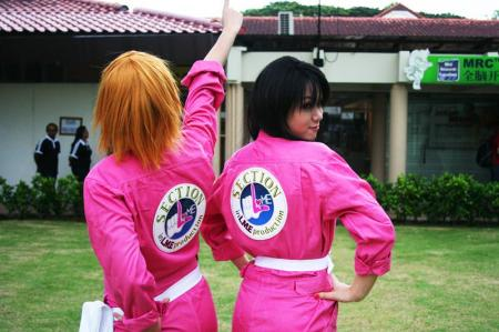 Kanae Kotonami (Moko) from Skip Beat! worn by SFSakana