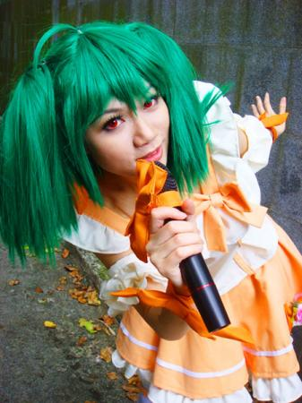 Ranka Lee from Macross Frontier worn by SFSakana