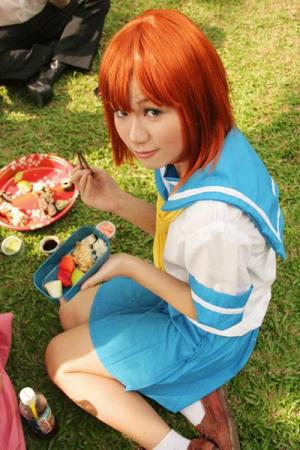 Rena from Higurashi no Naku Koro ni worn by SFSakana
