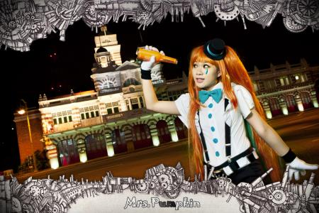 Mrs. Pumpkin from Vocaloid 2 worn by SFSakana