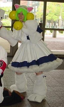 Dejiko from Di Gi Charat worn by Mako