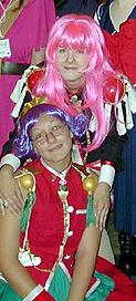 Utena Tenjou from Revolutionary Girl Utena worn by Mako