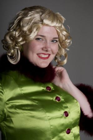 Rita Skeeter from Harry Potter worn by Koumori