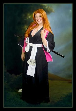 Rangiku Matsumoto from Bleach 