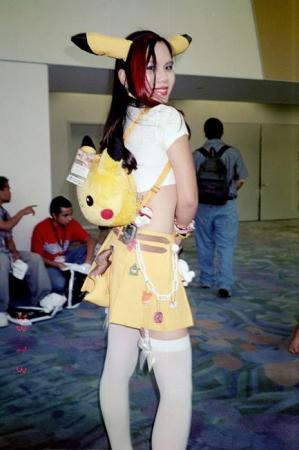 Pikachu from Pokemon