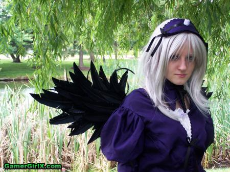 Suigintou from Rozen Maiden worn by Catsiy