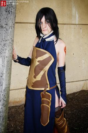Shanoa from Castlevania: Order of Ecclesia worn by Catsiy