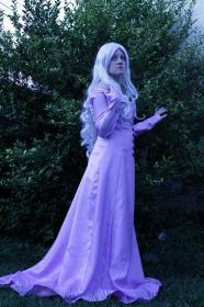 Lady Amalthea from The Last Unicorn worn by Catsiy