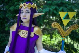 Princess Hilda from Legend of Zelda: A Link Between Worlds worn by Catsiy