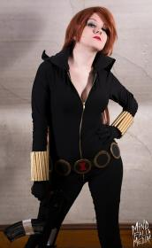 Black Widow - Natalia Romanova from Avengers, The  by Catsiy