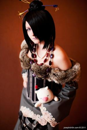 Lulu from Final Fantasy X worn by Catsiy