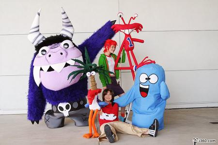 Frankie from Foster's Home For Imaginary Friends worn by liddo-chan