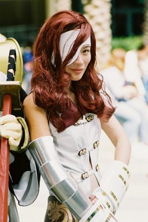 Beatrix from Final Fantasy IX