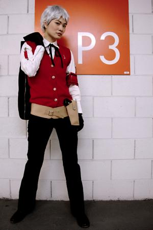 Akihiko from Persona 3 worn by liddo-chan