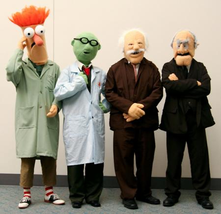 Beaker from Muppet Show, The