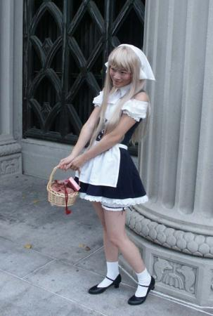 Chi / Chii / Elda from Chobits worn by liddo-chan