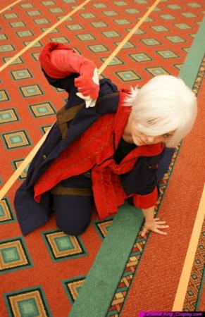 Nero from Devil May Cry 4 worn by Hiiragi
