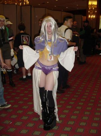 Kuja from Final Fantasy IX worn by Hiiragi
