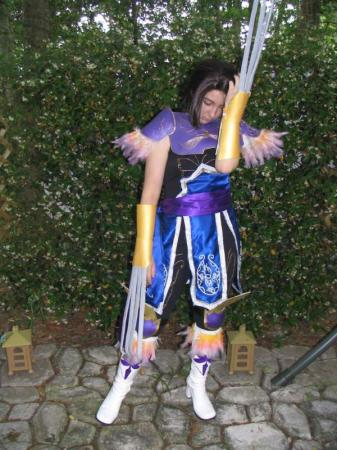 Zhang He from Dynasty Warriors 4 worn by Hiiragi