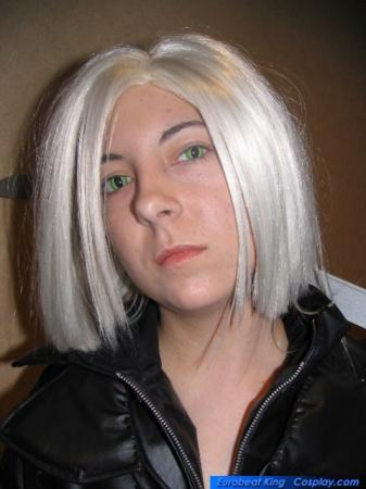 Kadaj from Final Fantasy VII: Advent Children worn by Hiiragi