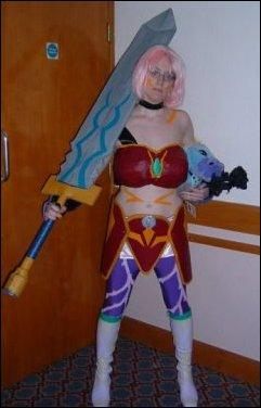 Rena from .hack//DUSK (Legend of Twilight)