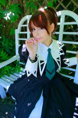 Nagisa Aoi from Strawberry Panic! worn by C-chan