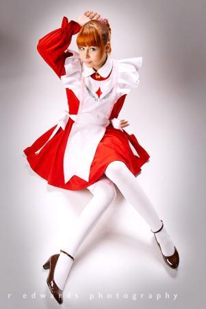 Arika Yumemiya from My-Otome