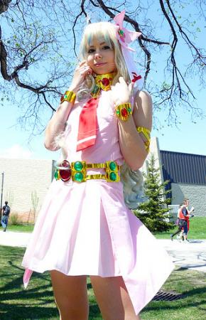 Nia Teppelin from Tengen Toppa Gurren-Lagann worn by C-chan