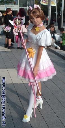 Sakura Kinomoto from Card Captor Sakura worn by C-chan
