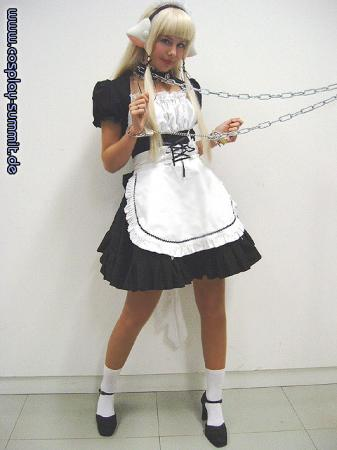 Chi / Chii / Elda from Chobits worn by C-chan