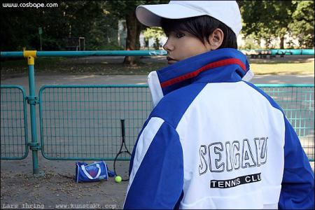 Ryoma Echizen from Prince of Tennis worn by C-chan