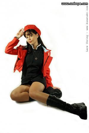 Misato Katsuragi from Neon Genesis Evangelion worn by C-chan
