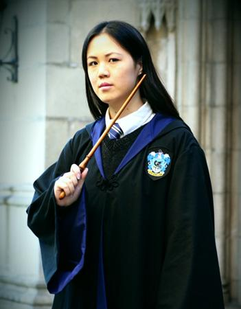 Cho Chang from Harry Potter worn by Mandy Mitchell
