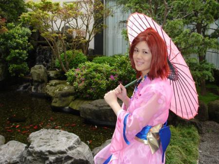 Hitomi Yoshizawa from Morning Musume Sakura Gumi worn by Mandy Mitchell