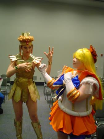 Sailor Venus from Sailor Moon Seramyu Musicals