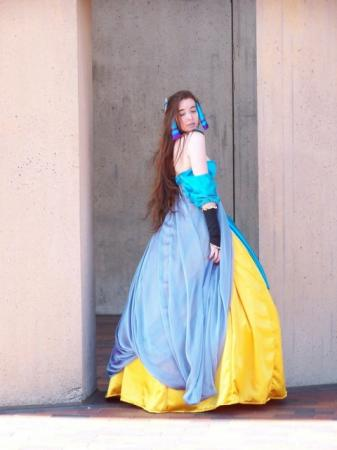Princess Sara Altney from Final Fantasy III