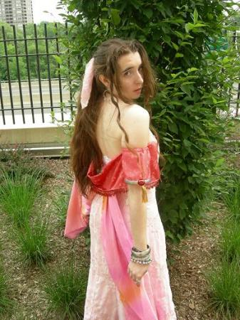 Aeris / Aerith Gainsborough from Final Fantasy VII