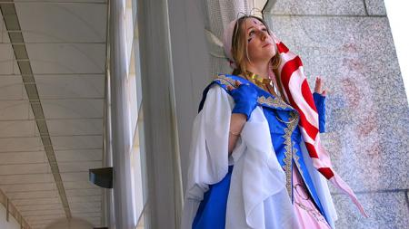 Belldandy from Ah My Goddess worn by Kurthy133