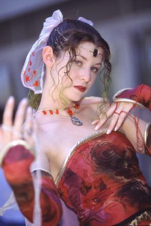 Terra Branford from Final Fantasy VI worn by Maryssa