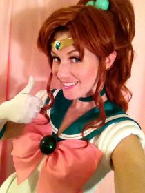 Sailor Jupiter from Sailor Moon (Worn by Maryssa)