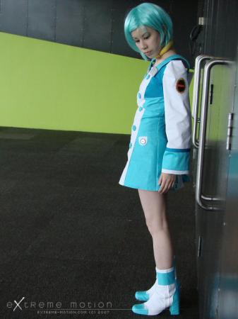 Eureka from Eureka seveN worn by Flipper