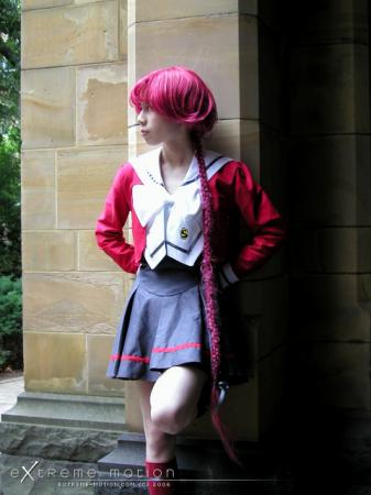Hikaru Shidou from Magic Knight Rayearth worn by Flipper