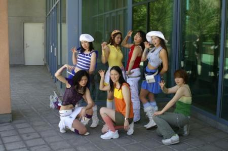 Rika Ishiwaka from Morning Musume Otome Gumi
