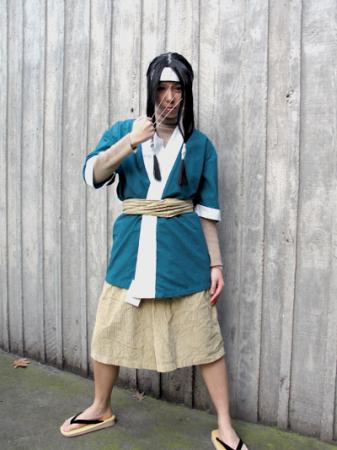 Haku from Naruto worn by Masako