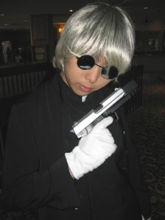 Heinkel from Hellsing