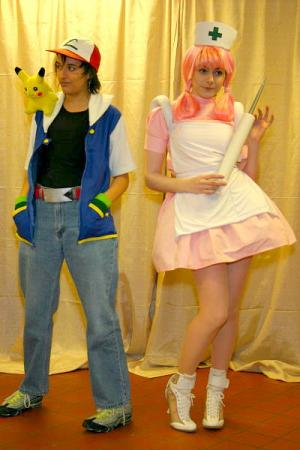 Nurse Joy from
