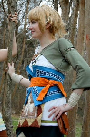 Link from Legend of Zelda: Twilight Princess worn by Sillywhims